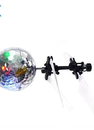 Светящийся летающий шар LED Flying Ball PC398, Игрушка