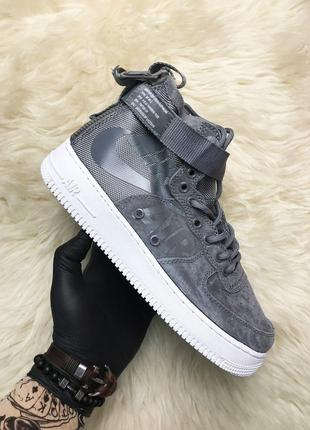 Кроссовки Nike Air Force Special Field Gray