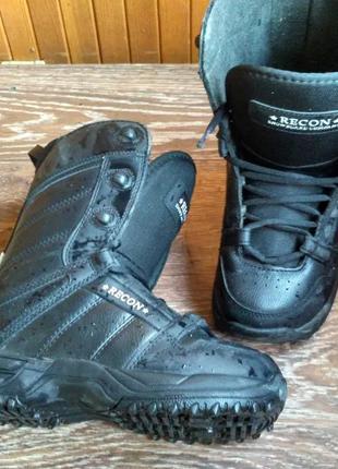 Ботинки для сноуборда  RECON 37.5