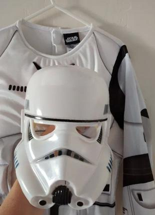 Штурмовик Star Wars Костюм на 5 6 лет