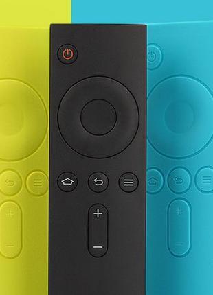 Силиконовый чехол для пульта от ТВ бокса Xiaomi, Xiaomi Mi Tv box