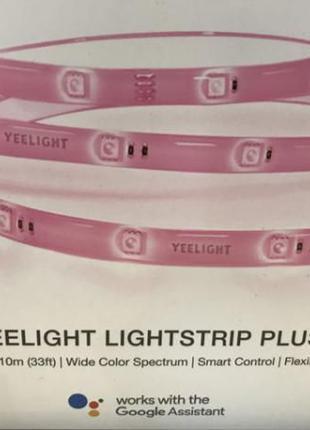 LED лента Xiaomi Yeelight Aurora Lightstrip Color Plus 2m (YLD...