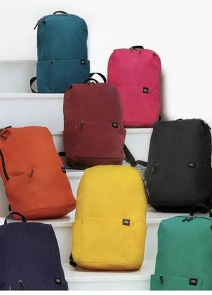Рюкзак Xiaomi яркие, модные и водонепроницаемые оригинальные в...