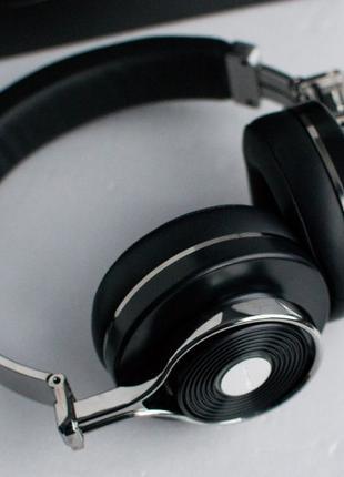 Наушники Bluedio T3 Bluetooth безпровідні навушники