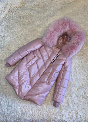 Шикарная новинка! зимнее пальто бархат софт