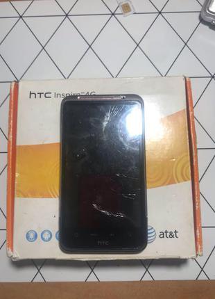 HTC Desire HD (inspire 4g) на запчасти