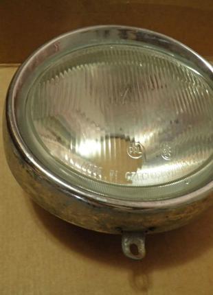 Фара (стекло+отражатель+ободок) Jawa 360 Ява старушка