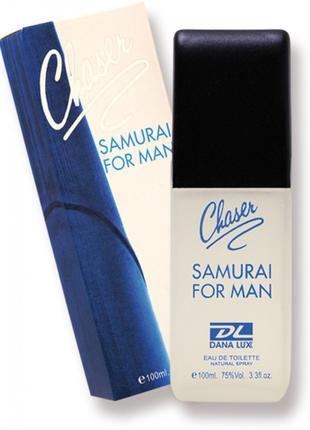 Chaser Samurai мужская туалетная вода 100 ml