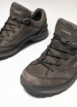 Lowa renegade goretex тактические трекиновые ботинки туристиче...
