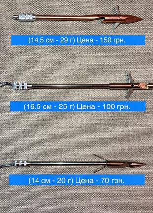 Стрела для рогатки
