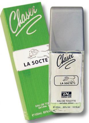 Туалетная вода для мужчин Chaser La Socte 100 ml