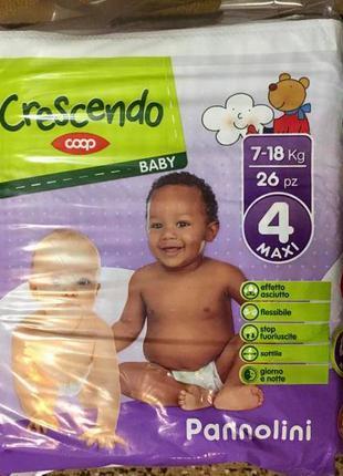 Подгузники Crescendo (Италия)