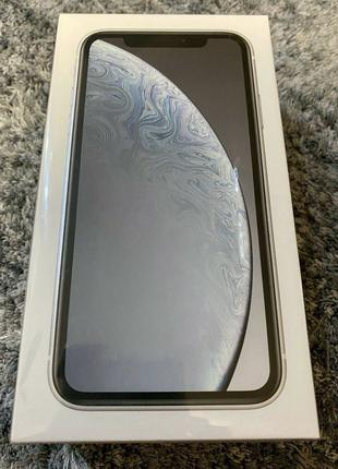 ​​​​Apple IPhone XR 256GB White