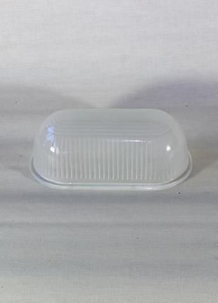 Плафон для світильника овал 60Вт