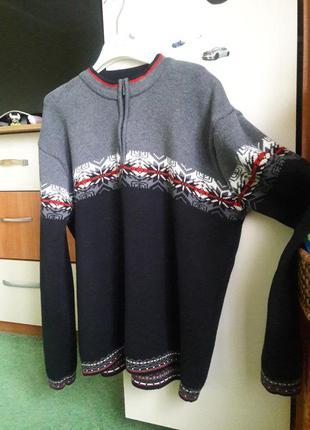 Тёплый свитер hanna andersson, р. l-xl