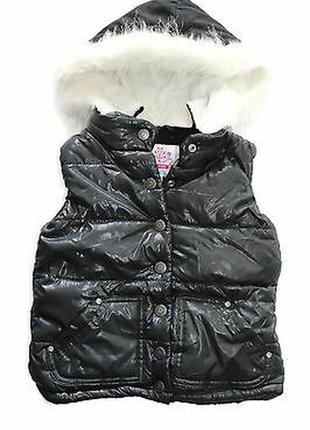 Тёплая жилетка childrensplace, р. 14 л. или на маму р. s-m