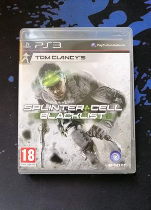 Tom Clancy's Splinter Cell Blacklist для PS3