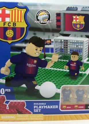 Конструктор ФК Барселона футбольное поле