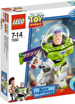 Редкий Lego Buzz Lightyear 7592