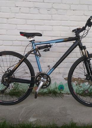 Продам велосипед MCKenzie Hill 1200 Deore XT 28 L
