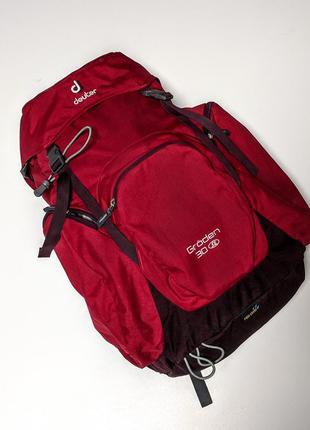 Deuter 30 groden sl большой туристический рюкзак трекинговый