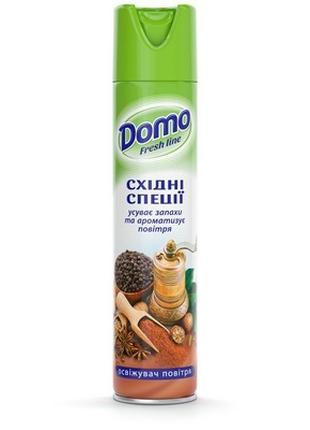Освежитель воздуха Domo Восточные специи 300ml