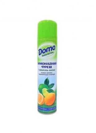 Освежитель воздуха DOMO Лимонадный фреш и свеже