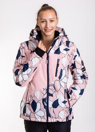 Just play фирменная горнолыжная куртка женская