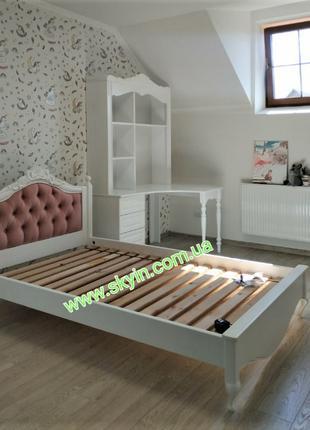 Спальный гарнитур Скарлет в детскую,подростковую комнату дерево