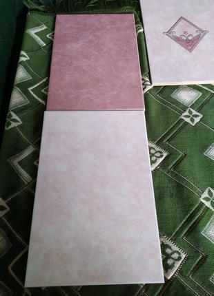 Плитка для ванны (стены,пол)29.5 м