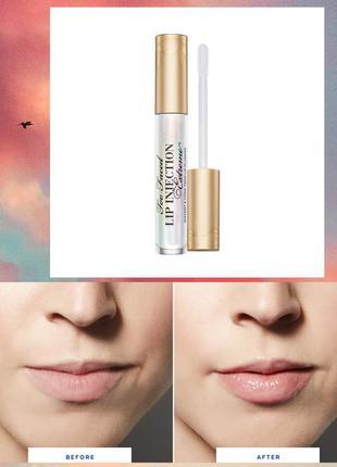 Too faced lip injection extreme original комплекс блеск бальза...