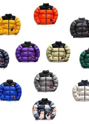 Пуховик Куртка The North Face