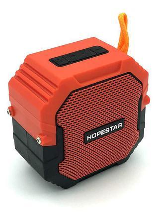 Колонка Bluetooth HOPESTAR T7 Red