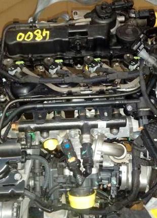 Разборка Citroen Jumpy (2017), двигатель  2.0 150AHX.