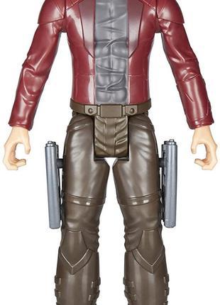Фигурка Hasbro Звёздный Лорд, Стражи Галактики, Марвел 30 см Star