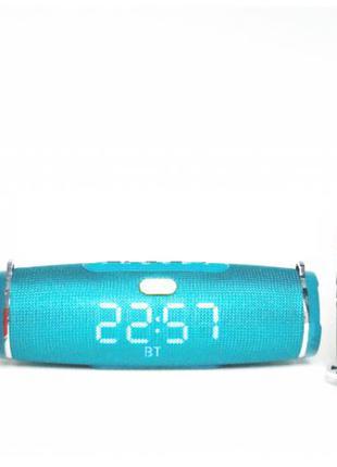 Колонка Bluetooth MP3 часы TG-176
