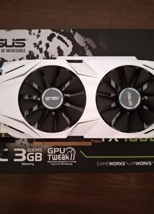 Asus Dual GTX 1060 3GB