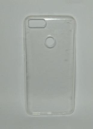 Задня накладка Remax Xiaomi A1/Mi5x Clear