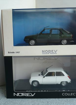 Renault 5 / Renault 11 1:43 Norev