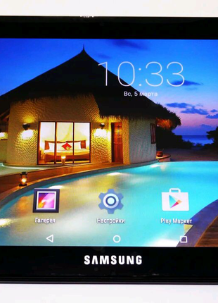 Планшет- телефон Samsung Galaxy Tab 2Sim