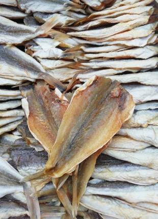 Рыба солено-сушеная Тригла (закуска к пиву) снек 1кг