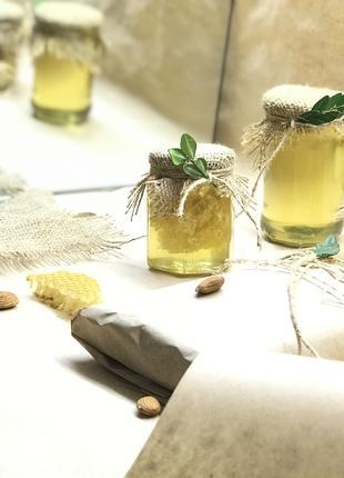 Мёд, медовые соты