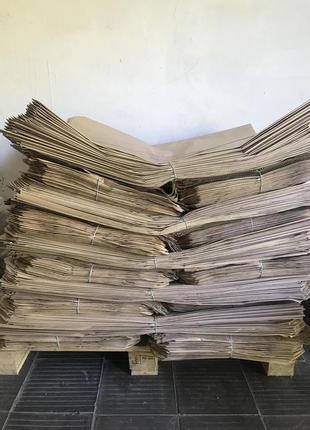 Мешки бумажные производство