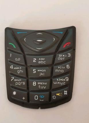 Клавиатура (кнопки) Nokia 5140-с русскими