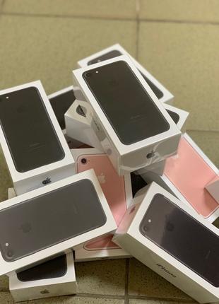 NEW IPhone∎Новый Айфон  7 32\128 gb black\gold\silver\rose 6 6s 8