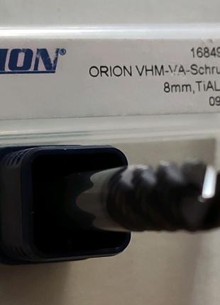 Твердосплавная фреза ORION 8.0 TiAIN.