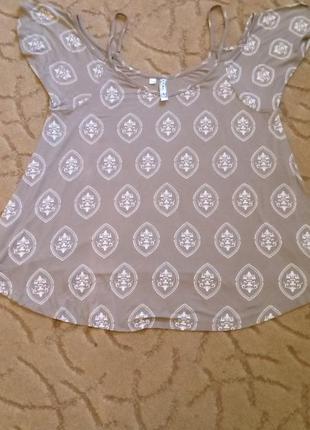 Трикотажная блуза rainbow🌈
