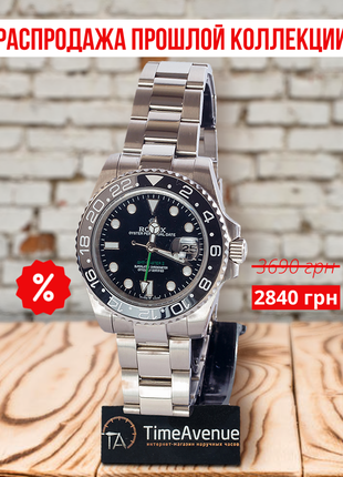 ПОСЛЕДНИЙ день РАСПРОДАЖИ - Часы на стальном браслете Rolex