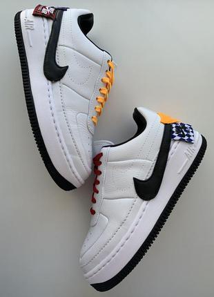 Ультрамодные кожаные кроссовки nike air force 1👟🔥🔥🔥р.36,5 (23,...