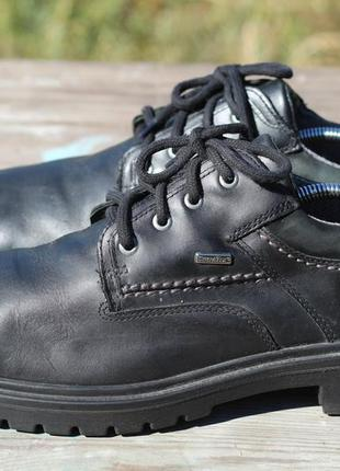 Кожаные туфли joms sympa tex 46-47